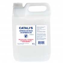 07-4252-32   DEMINERALIZED WATER FOR BATTERY 4L