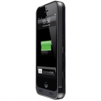 EL-04BK   BATTERY CASE IPHONE 5/5S 2400MAH DELTON BLACK