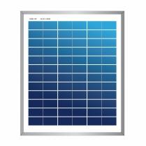 EWS-10P   Solar panel polycristalline 12V 10W