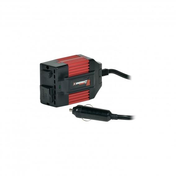 EW-155USB   INVERTER 12VDC/120VCA 155W USB MODIFIED SINE WAVE
