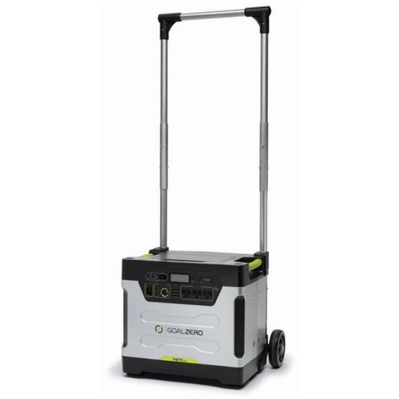 YETI-1250   Portable Power Station 1200W with cart
