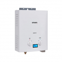 ON-PWH-5L   PORTABLE WATER HEATER TANKLESS 32000 BTU