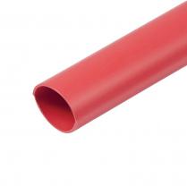 """QC5616-001R   SHRINK RED XHD 1""""1/8D X 48""""L (UN.)"""