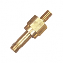 QC6008-010   SIDE TERMINAL ACCESSORY STUD DOUBLE (10/PK)