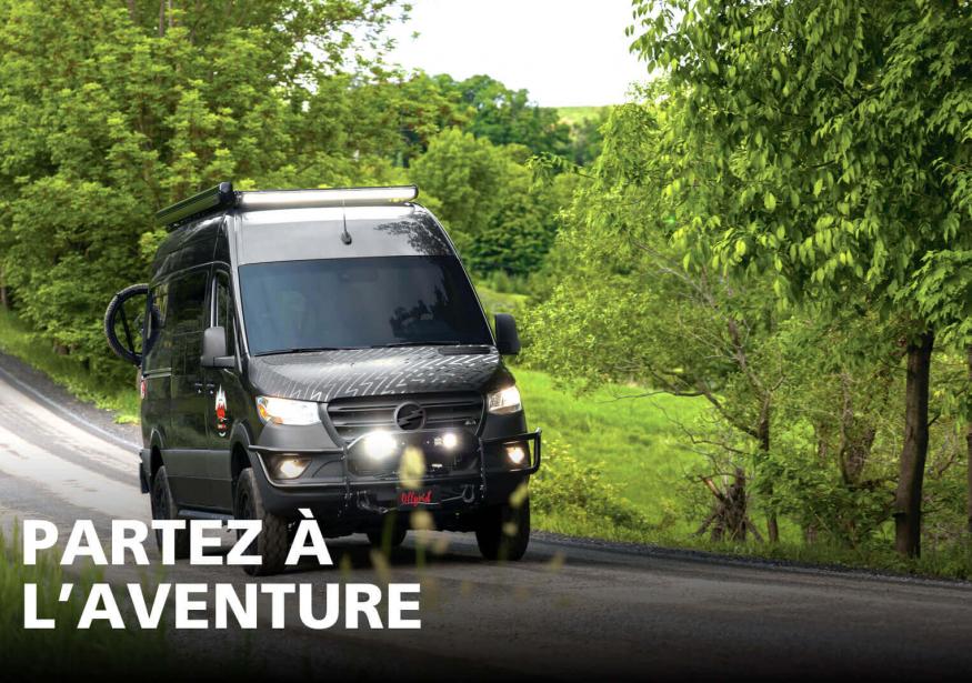 Partez à l'aventure