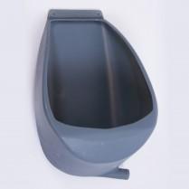 Urinal- Splashguard Dgry