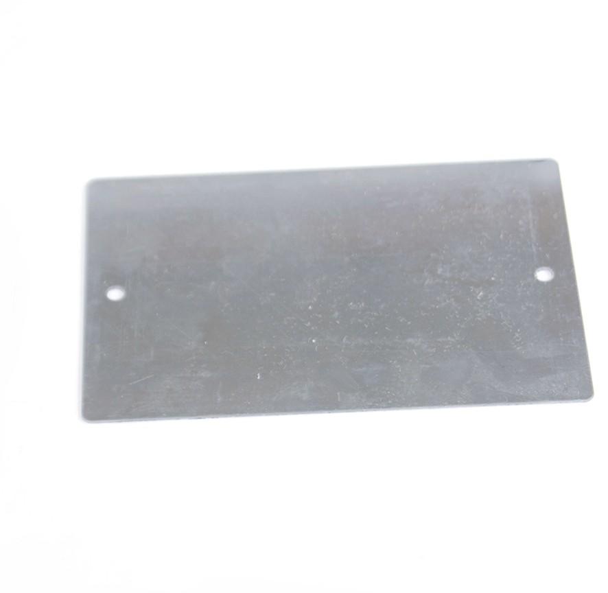 Mirror- 4 X 6 Stnls Steel