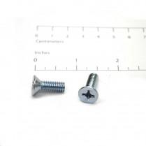 SCREW- 1/4-20 x 3/4 FLAT PH HD