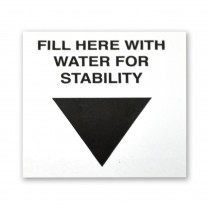 Decal- Handistand Stability
