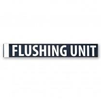 Decal- Flushing Unit