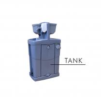 Freshwater Tank TAG 2  Gray