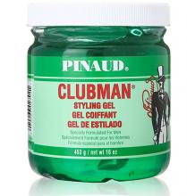Clubman Hair Gel Jar 16 Oz | 12/Cse