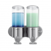 Twin Simplehuman Shower Dispenser