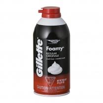 Gillette Foamy Shave Cream 300 ml | 12/Cse