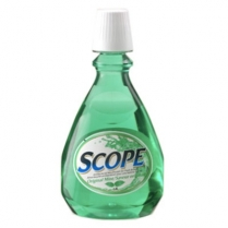 Scope Mouthwash Original Mint 4 x1.5L