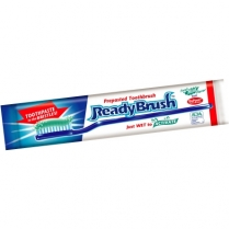 Readybrush Disp Toothbrushes With Paste | 144/Cse