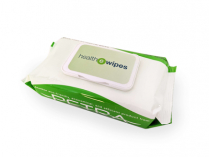 Petra Antibacterial Wipe   60 Per Pack   24 Pack per Case