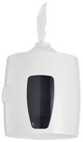Euroline White Dispenser with Smoke Window