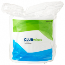 "ClubWipes (5x8)"" 1200/Roll | 4 Roll/Cse"
