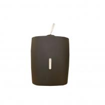 Wall Mounted Wipe Dispenser - Charcoal w/ anti-roping tech