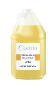 Oceania Lemon Grass Sugar Scrub | 4 Gal/Cse