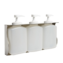 32 OZ WMB Triple Holder Only | Stainless Steel