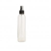 Bottle Clear, Black Sprayer