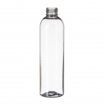 8 oz Clear Bottles Only