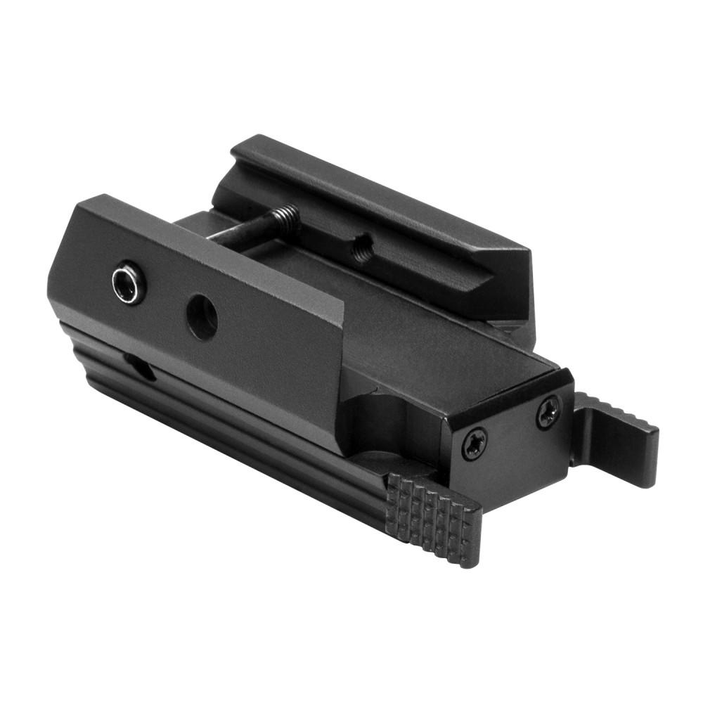 Tac Pistol Rd Lsr/Alum