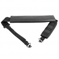 Shotgun Bandolier Sling w/Sling Swivel Hardware
