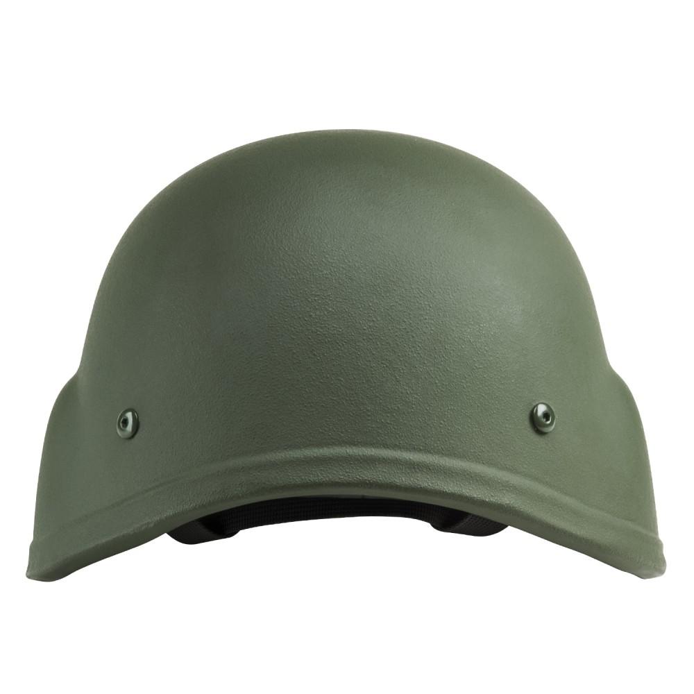 Hd Ballistic Helmet/XL/Grn/Bag