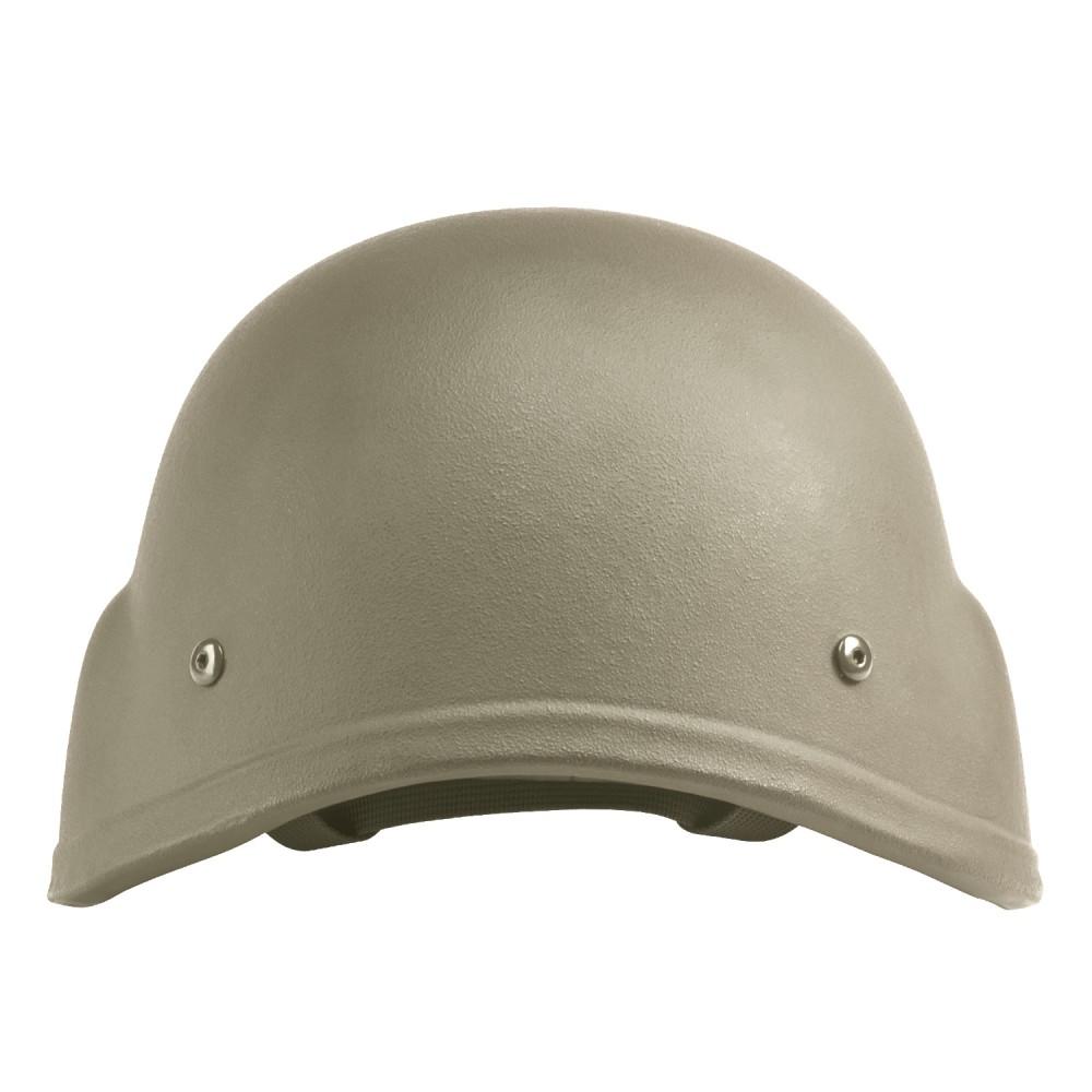 Hd Ballistic Helmet/XL/Tan/Bag