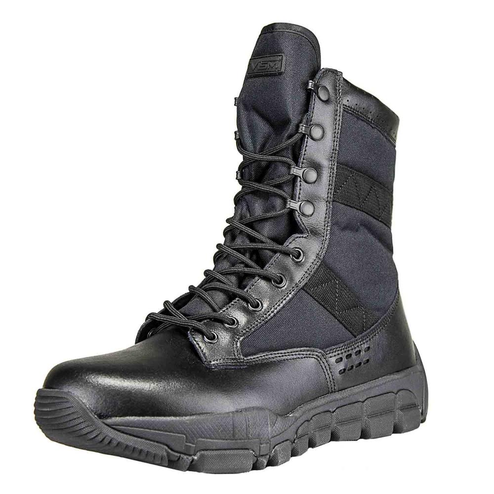 ORYX Boots High Black