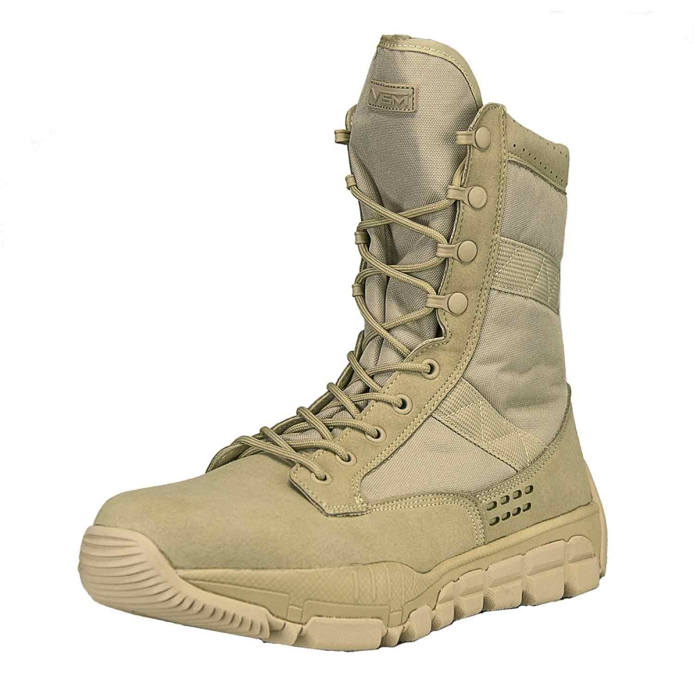 ORYX Boots High Tan