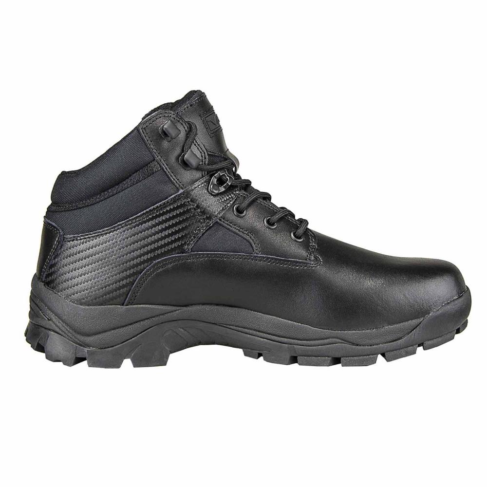 ORYX Boots Mid Black