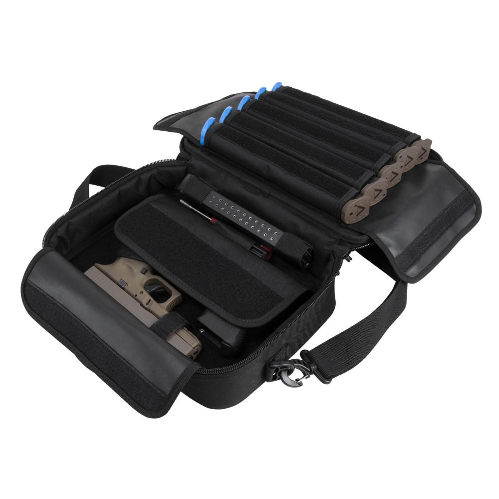 Deluxe Pistol Case/Black