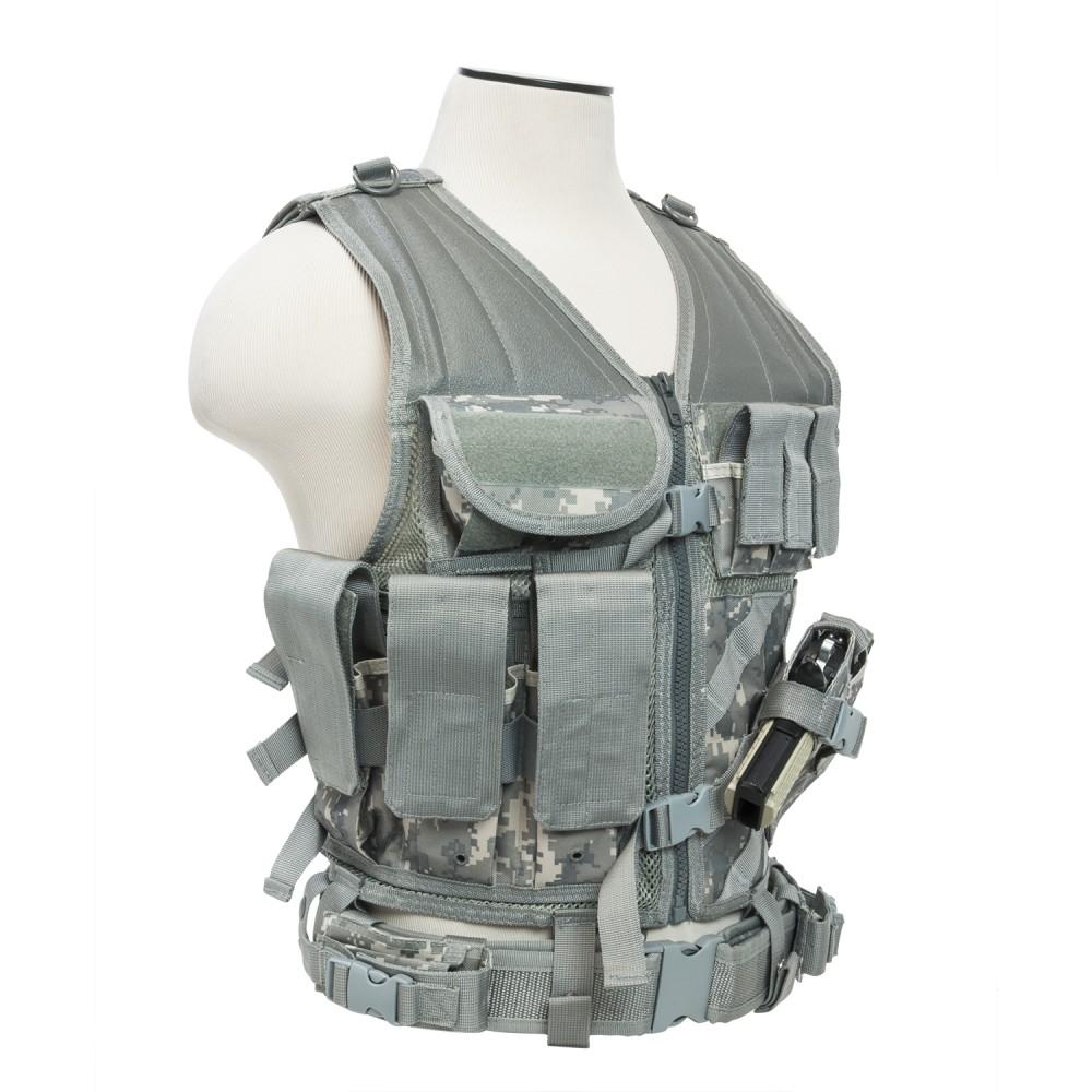 Tactical Vest/MED-2XL/DigCam