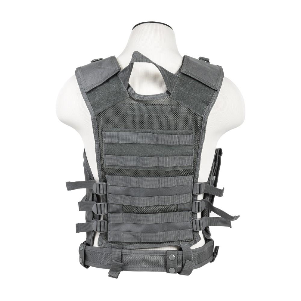 Tactical Vest/MED-2XL/UGry