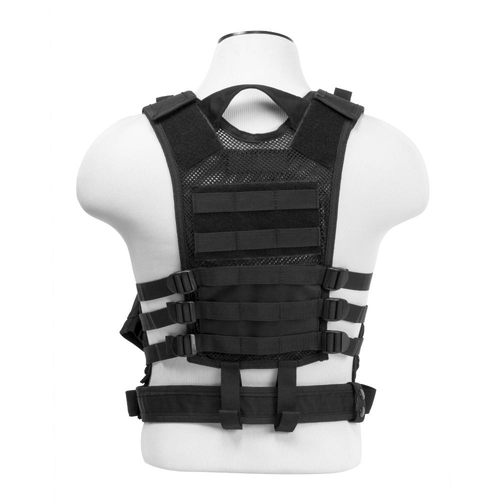 Tactical Vest/XSM-SM/Blk