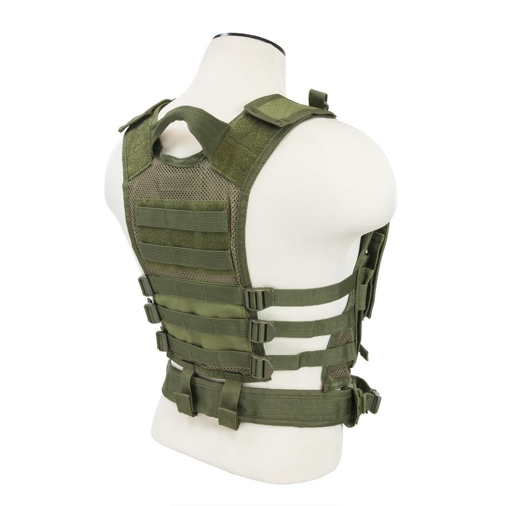 Tactical Vest/XSM-SM/Grn
