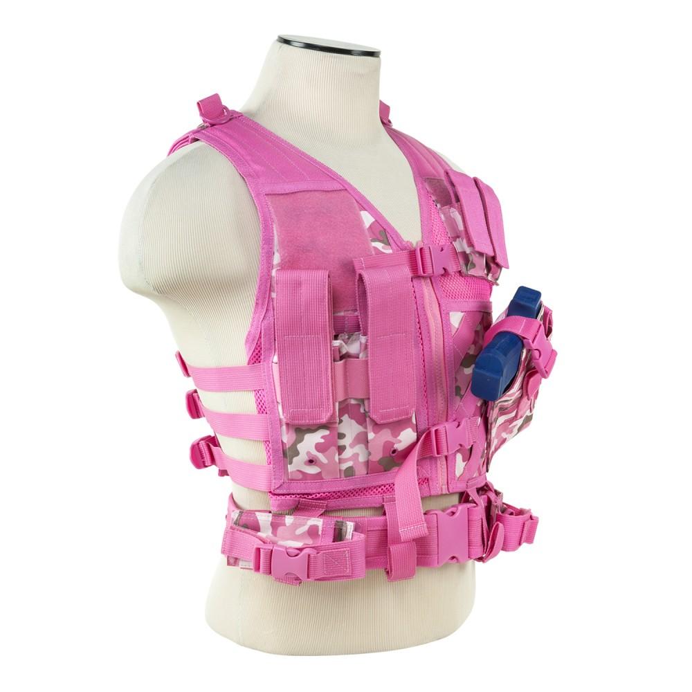 Tactical Vest/XSM-SM/PnkCam