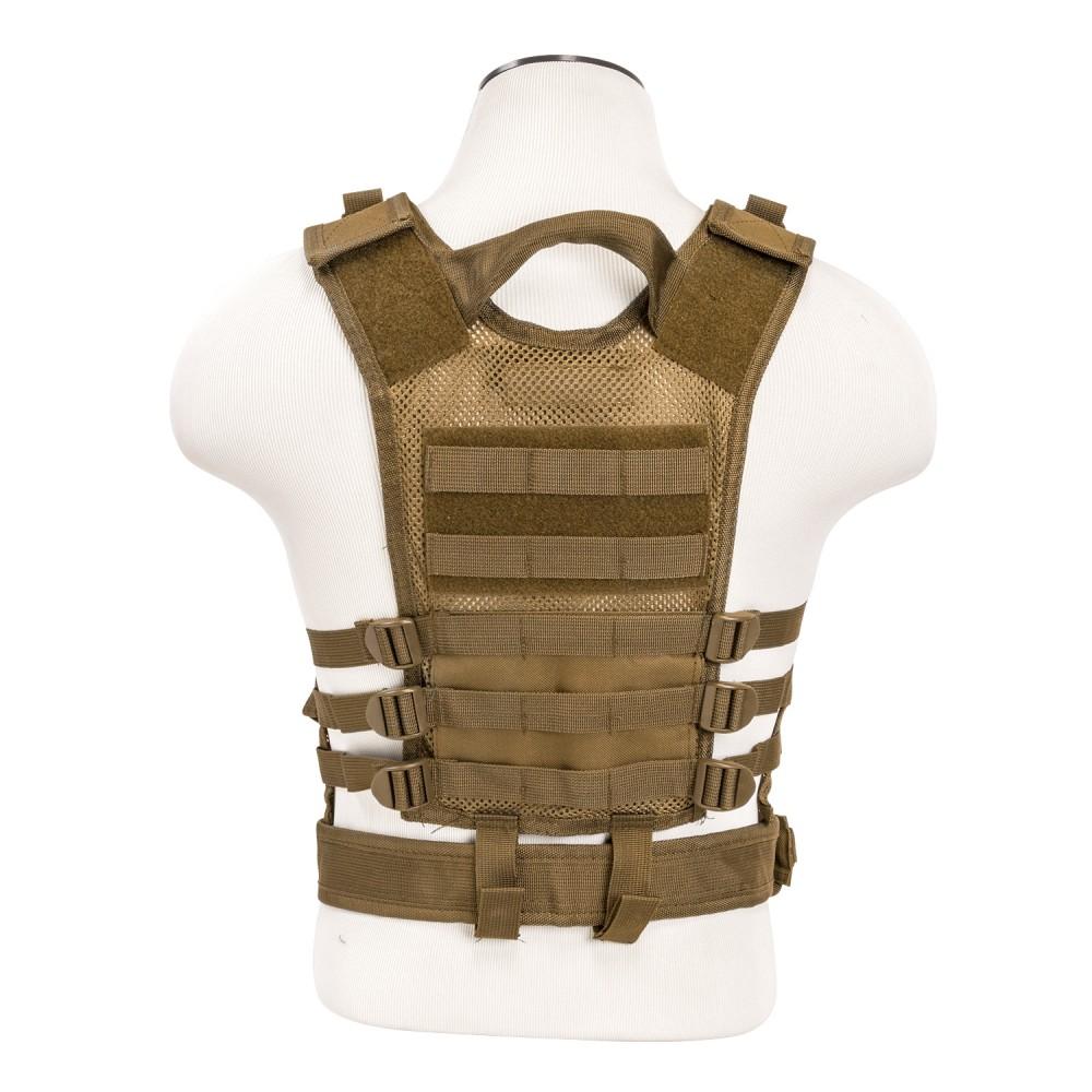 Tactical Vest/XSM-SM/Tan