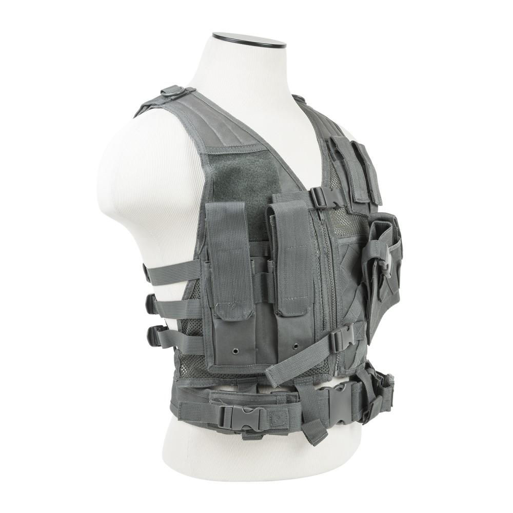 Tactical Vest/XSM-SM/UGry