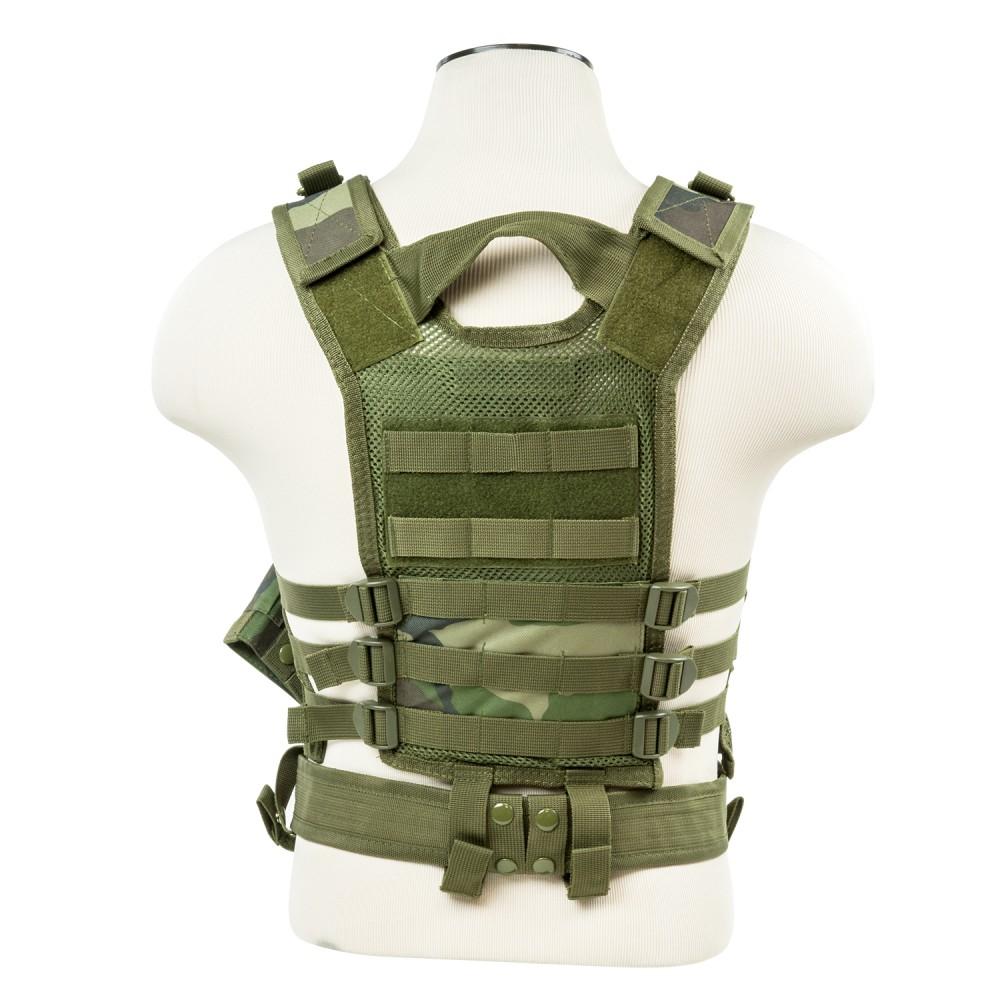Tactical Vest/XSM-SM/WodCam