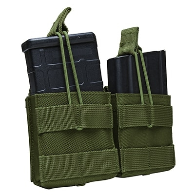 AR10/M1A/FAL .308 Dual Magazine Pouch