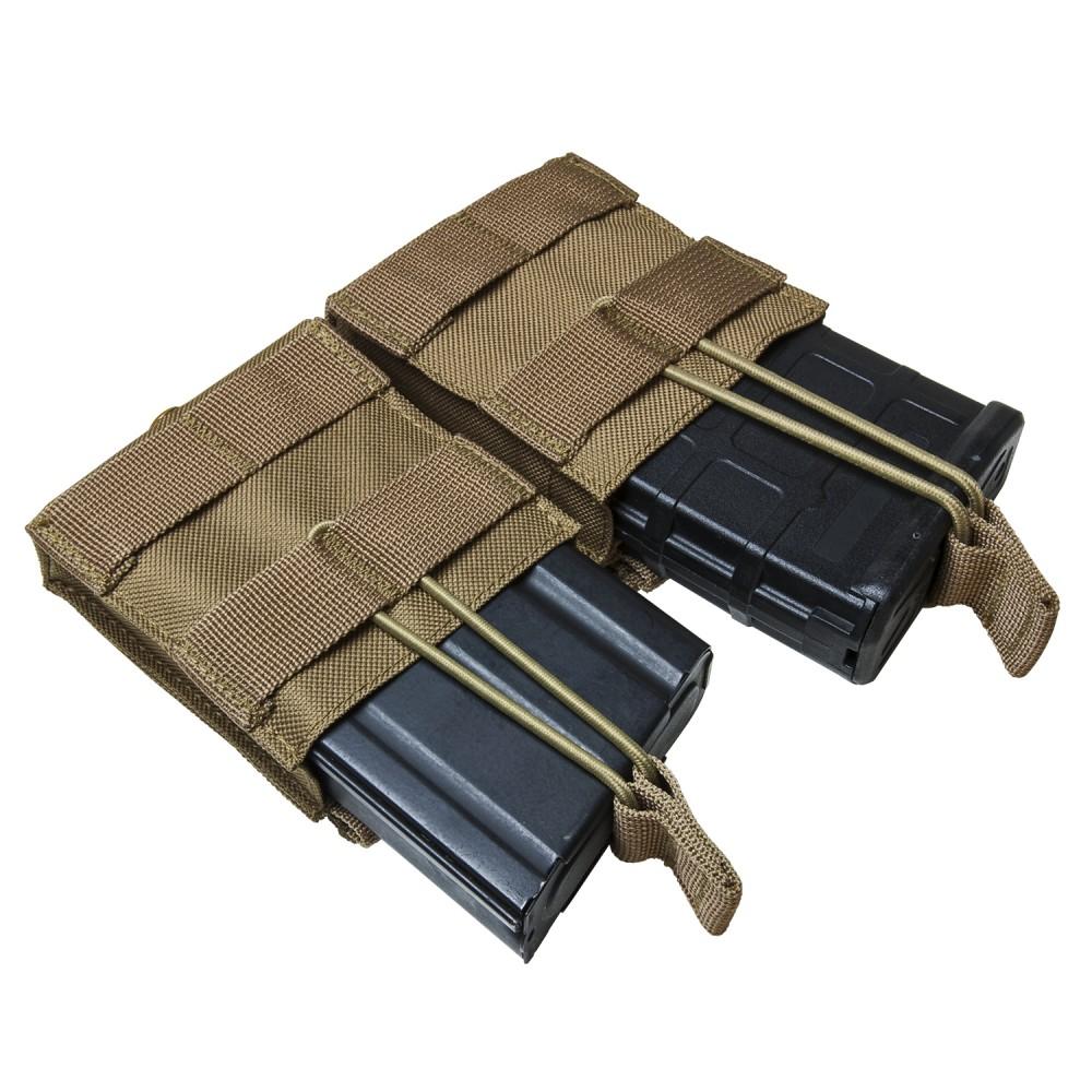 M1A Dual Mag Pch/Tan
