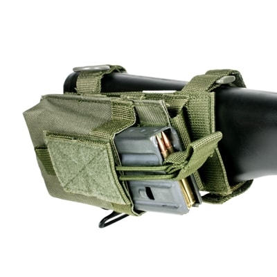 Single Mag Pouch With Stock Adapter