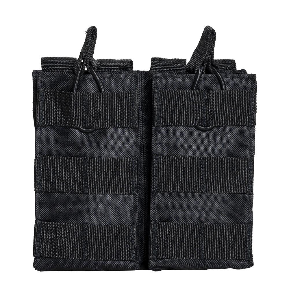 AR Dual Mag Pouch/ Black