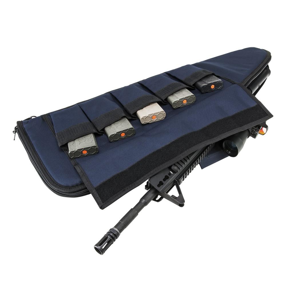 Gun Case/36inLx13inH/Blue