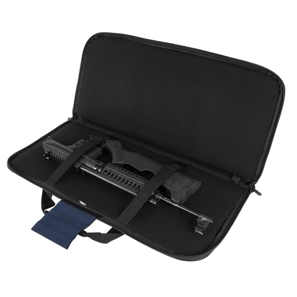 """Carbine Pistol Case-28""""L/ Blue"""